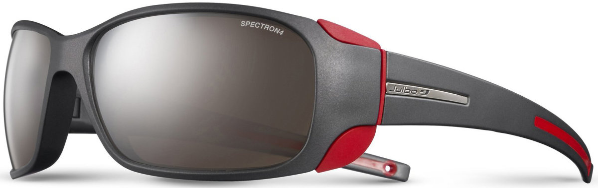 Очки Julbo Montebianco Matt black/red Spectron 4 Brown J4151222