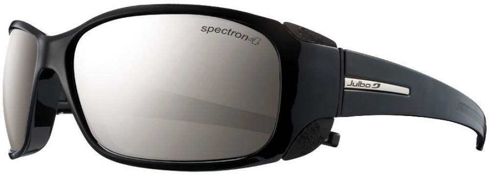 Очки Julbo Montebianco Shiny black/black Spectron 4 Brown J4151214