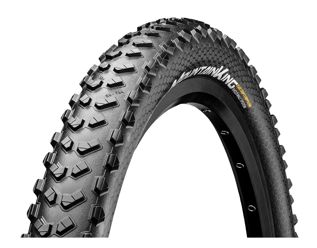 Покрышка Continental Mountain King 27.5x2.3 ProTection, Skin, фолдинг 101461