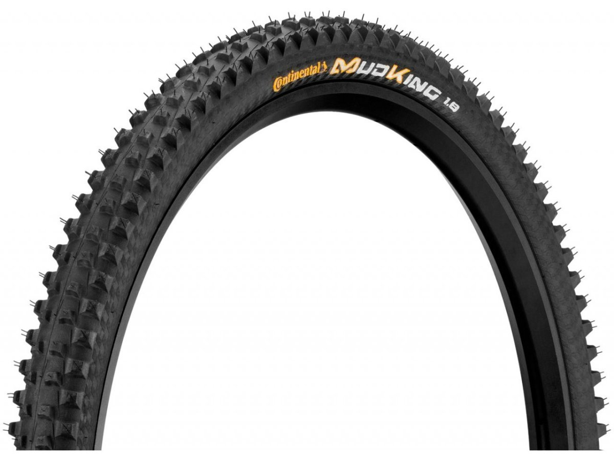 Покрышка Continental Mud King 27.5x1.80 Foldable, BlackChili, ProTection 101084