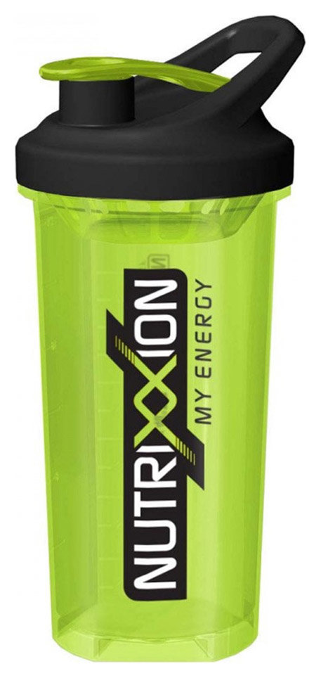 Шейкер для протеина Nutrixxion 700ml Lime 441425