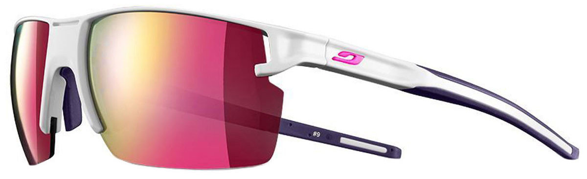 Очки Julbo Outline White/purple Spectron 3CF Brown Multilayer pink J5191110