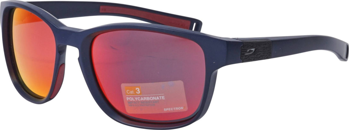 Очки Julbo Paddle Dark blue / burgundy Spectron 3CF Smoke Multilayer red J5041132