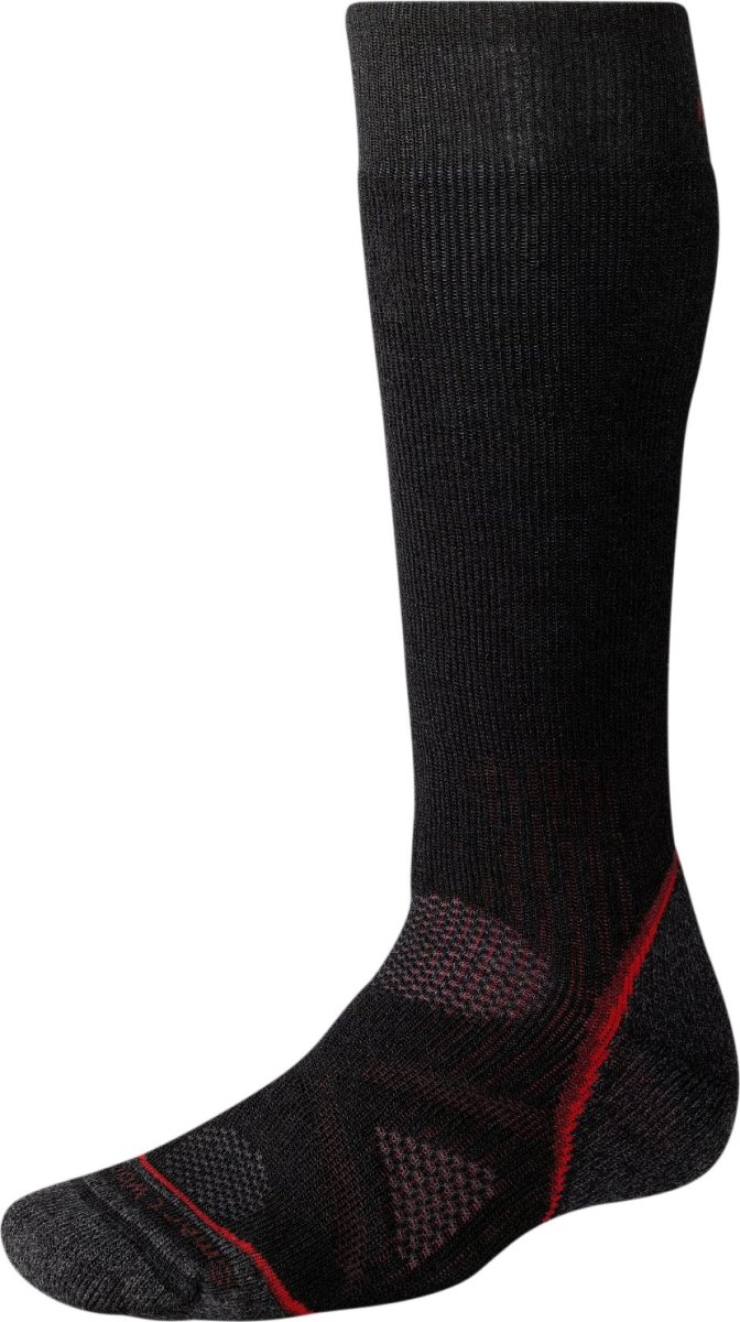 Носки Smartwool PhD Outdoor Heavy Over-the-Calf (Black) SW SW047.001-M