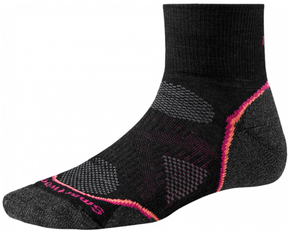 Носки женские Smartwool PhD Run Light Mini (Black) SW SW070.001-M