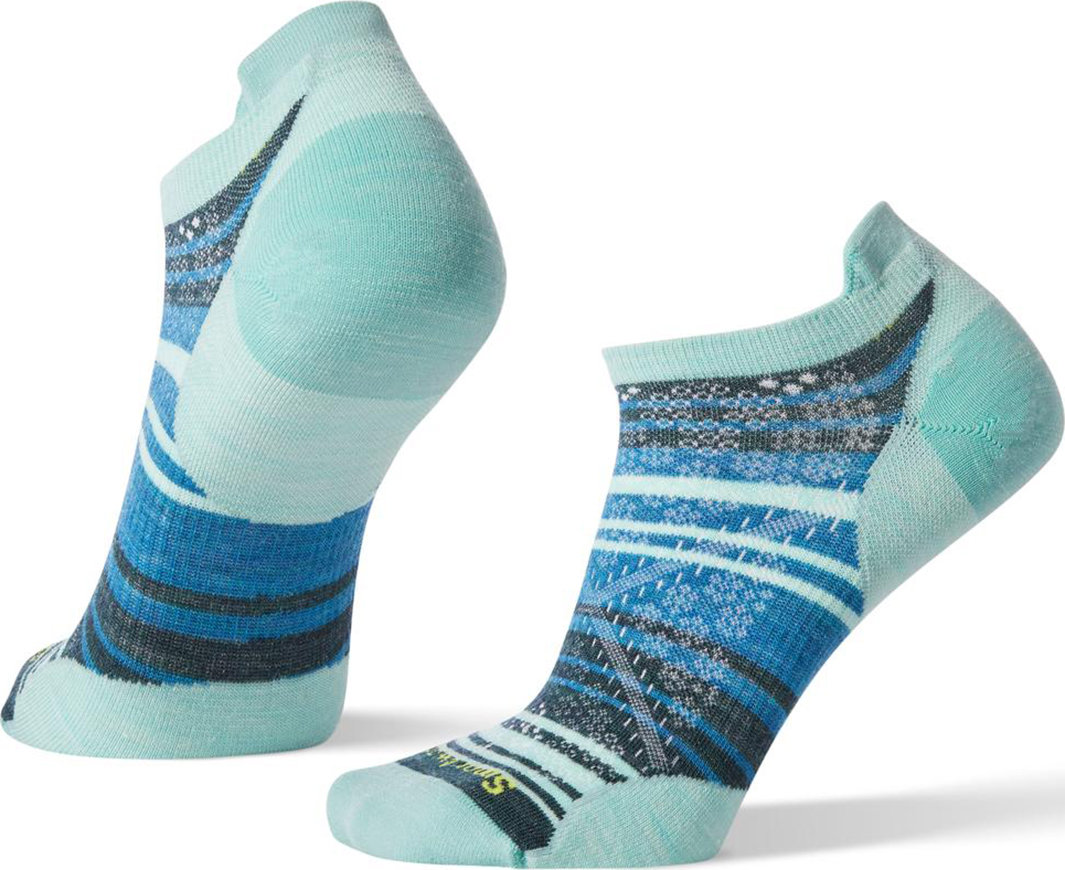Носки женские Smartwool PhD Run Ultra Light Striped Micro (Mint) SW 01410.362-S