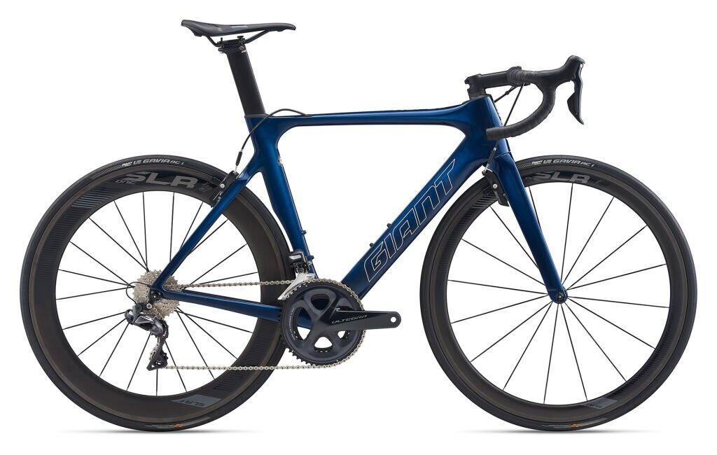 Велосипед Giant Propel Advanced 0 Metallic Navy