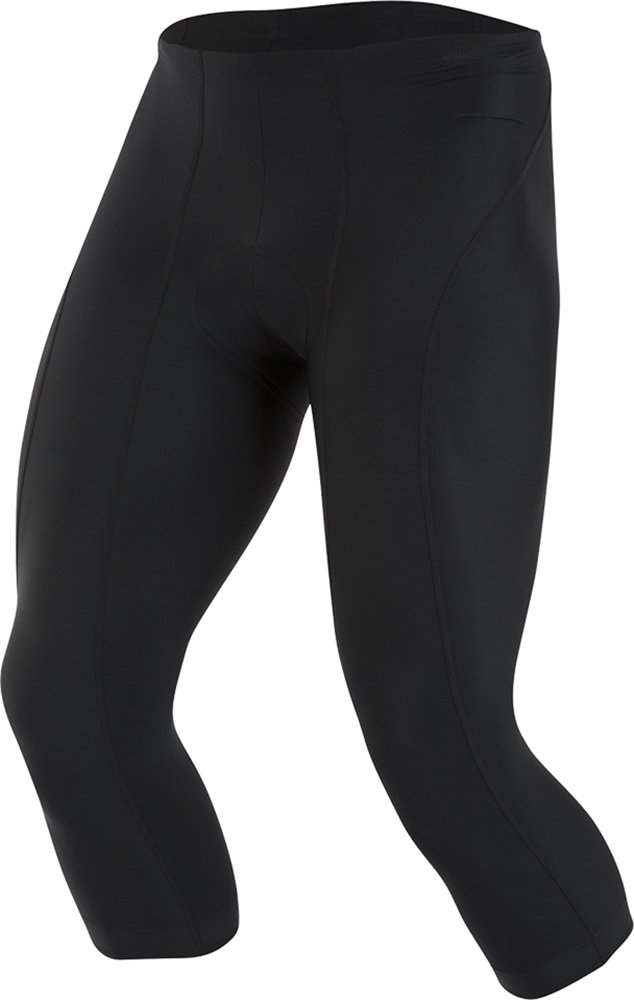 Бриджи велосипедные Pearl iZUMi Pursuit Attack Three Quarter Tights черные P11111638021-XXL