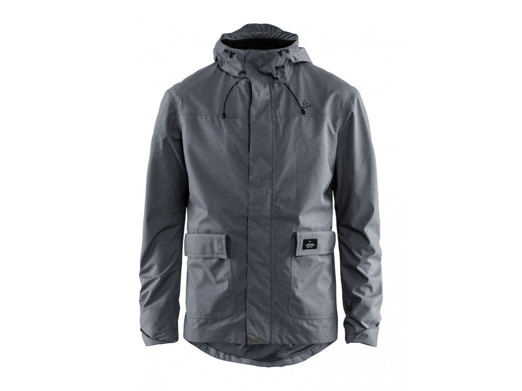 Велокуртка Craft Ride Torrent Jacket dk grey melange 1907138 975000 XL, 7318573096843, 7318573096836, 7318573042390, 1907138 975000 XS, 1907138 975000 XXL