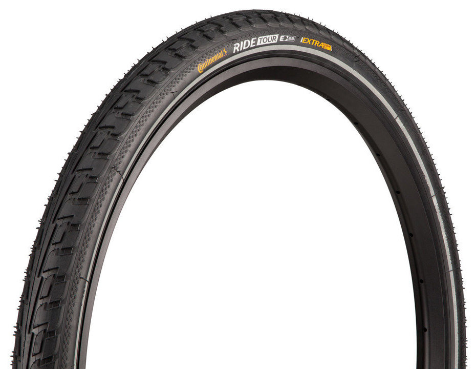 "Покрышка Continental Ride Tour Reflex, 28"", 700x32C, 28x1 1/4x1 3/4, Wire 101154"