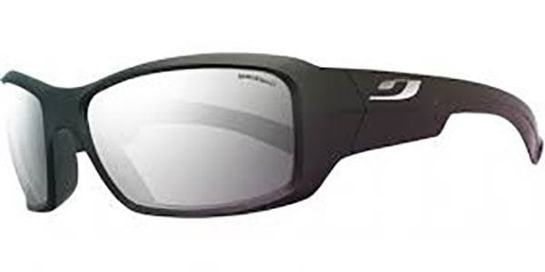 Очки Julbo Rookie Matt black/orange Spectron 4 smoked silver flash J4201222