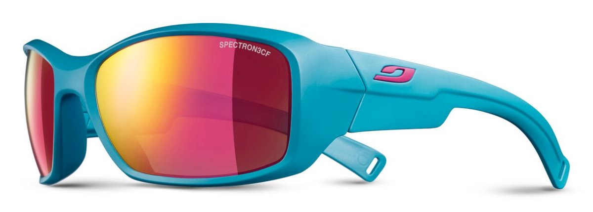 Очки Julbo Rookie Turquoise blue Spectron 3CF pink flash J4201135