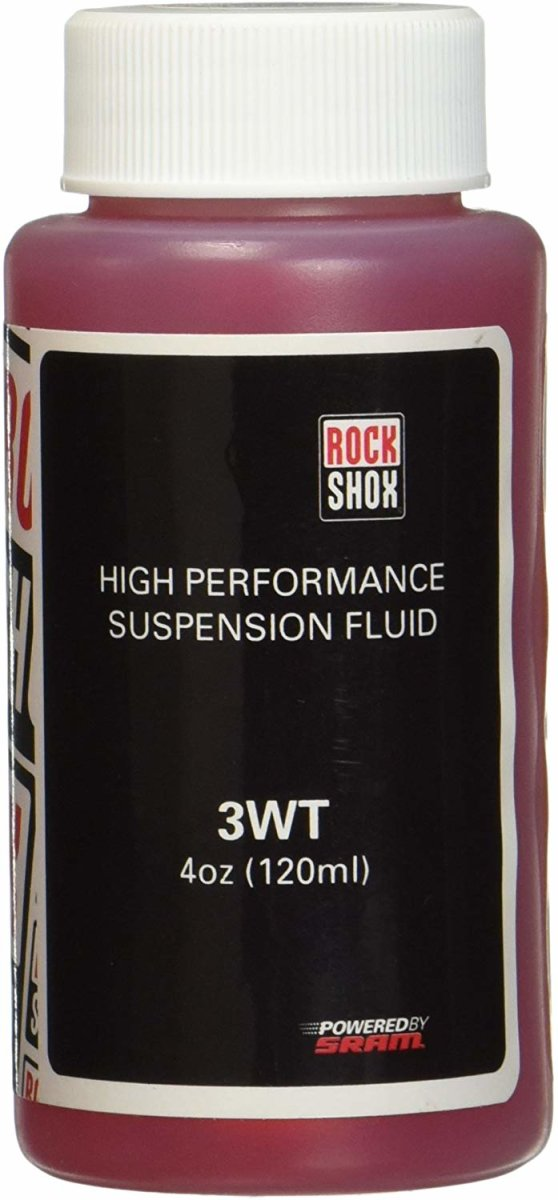 Масло Rock Shox Lube SUS Oil 3WT RR 120ml new 11.4315.021.050