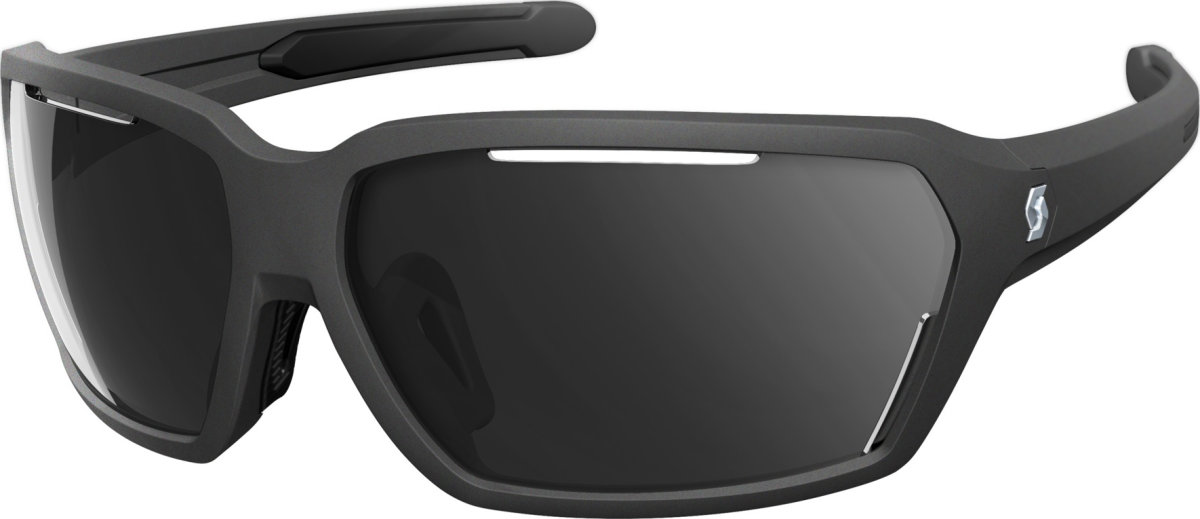 Очки Scott Vector black matt / grey 250514.0135.119