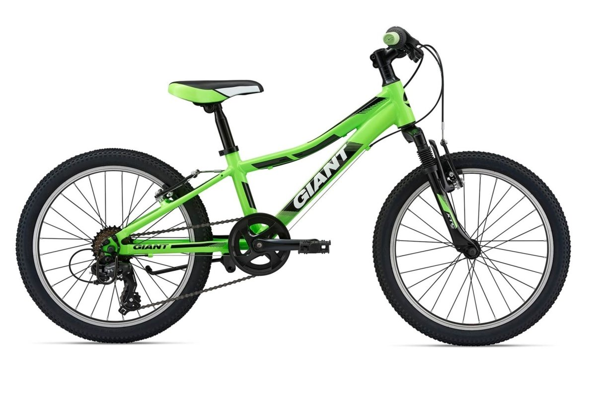 Велосипед Giant XTC JR 20 green 80063010