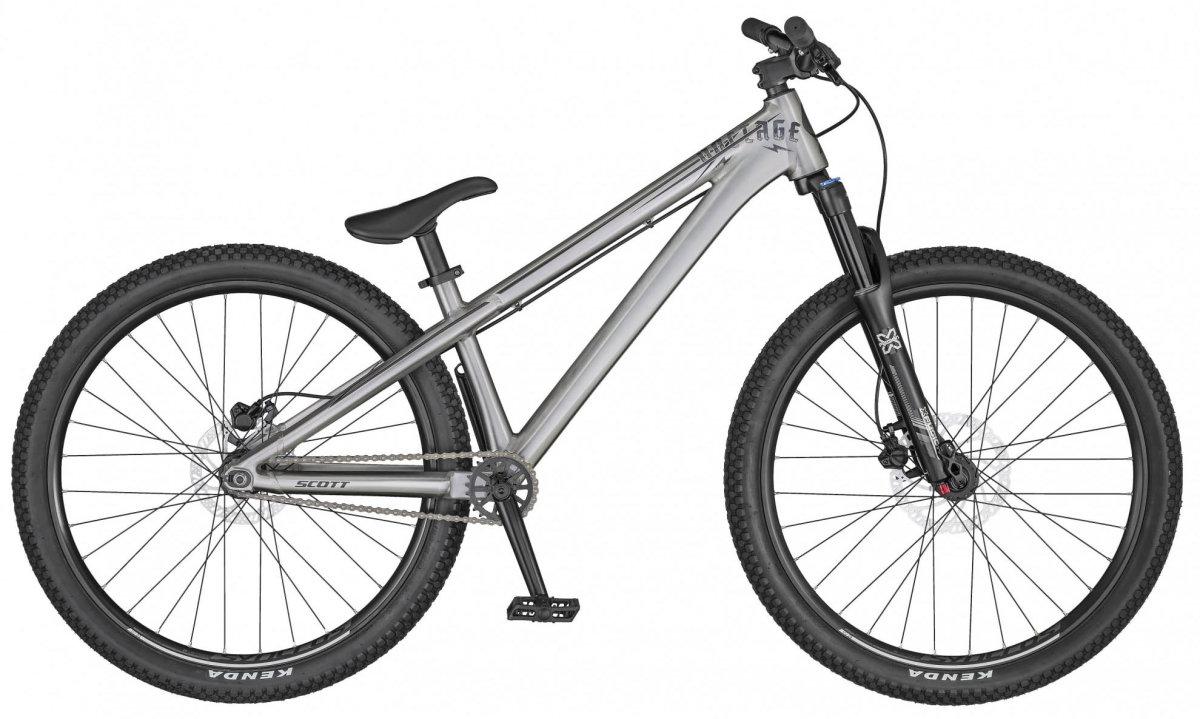 Велосипед Scott Voltage YZ 0.1 grey 274660.222