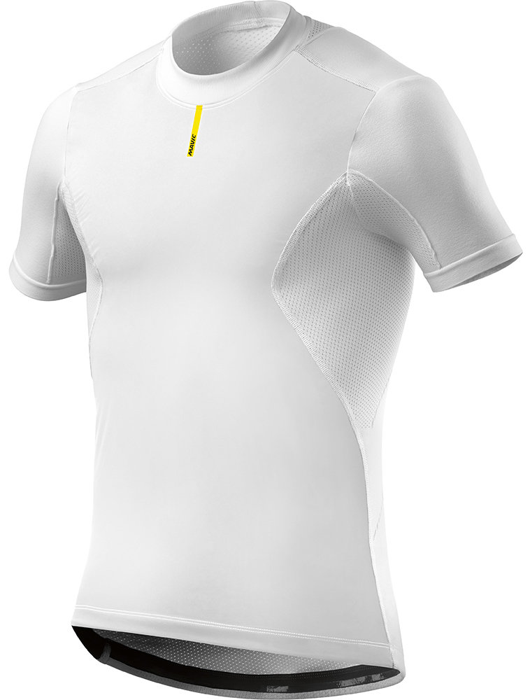 Майка Mavic Wind Ride Tee белая 37802319 37802324