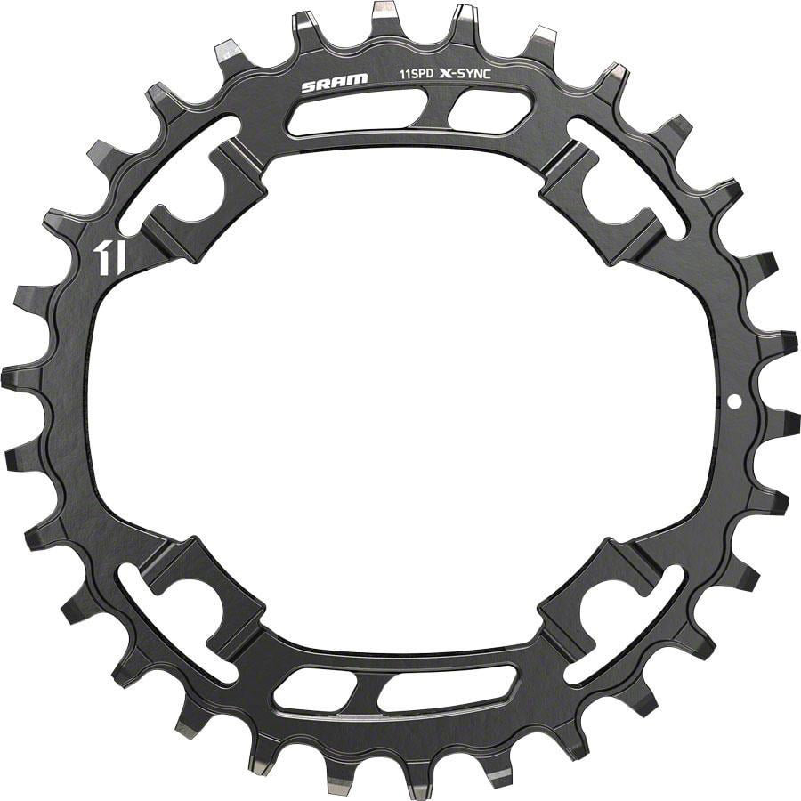 Звезда Sram X-SYNC CRING X-SYNC STEEL 11S 32T 94 BLK 11.6218.026.001