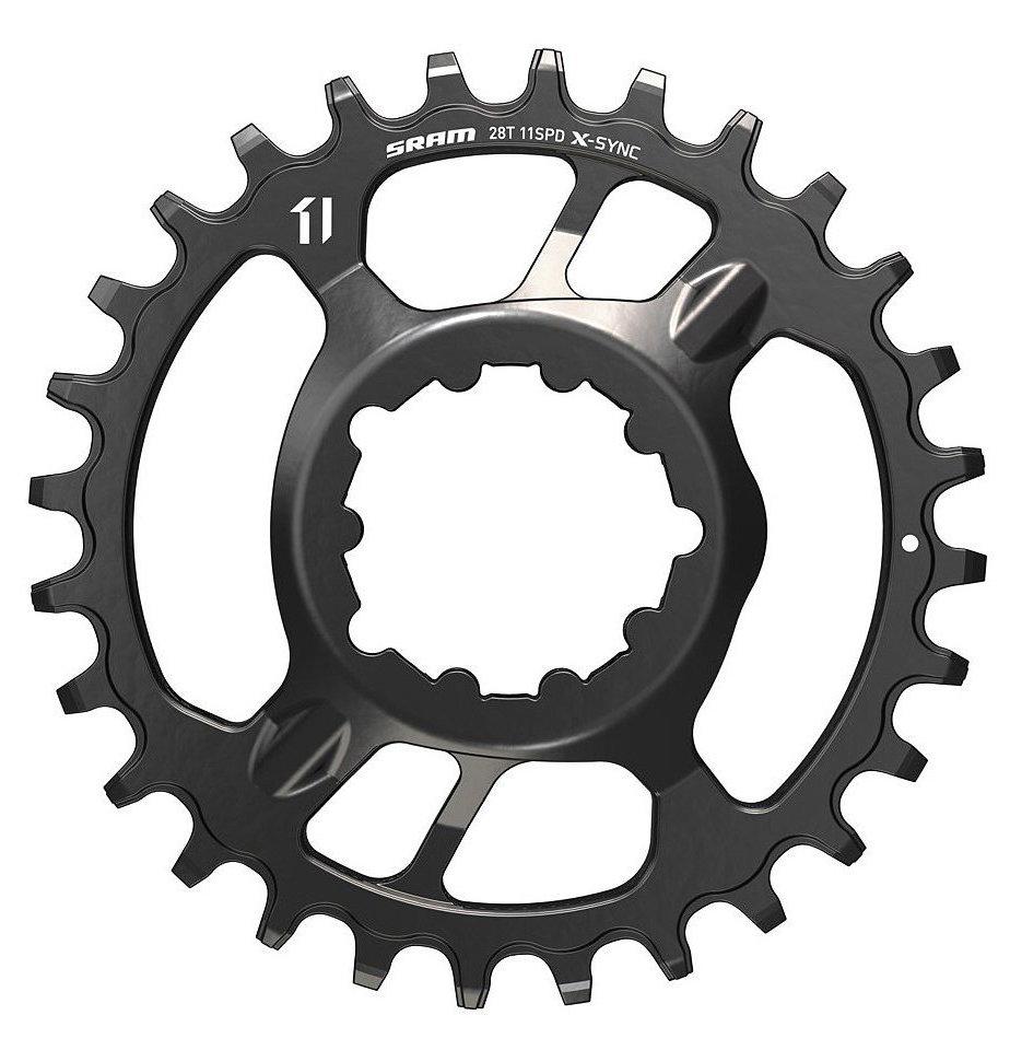 Звезда Sram X-SYNC CRING X-SYNC STEEL 11S 28T DM 6 OFFSET 11.6218.027.000