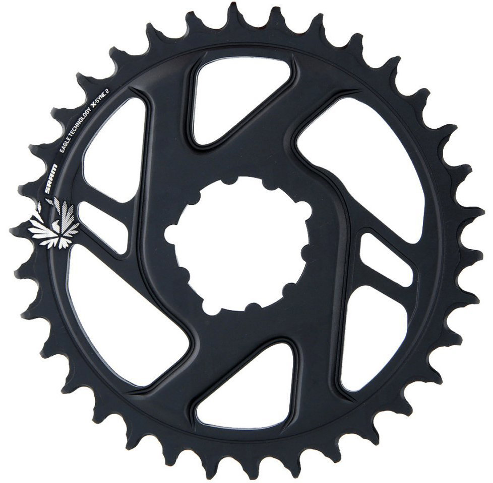 Звезда Sram X-SYNC Eagle CF 30T DM 3 OFF B BLK 11.6218.030.240