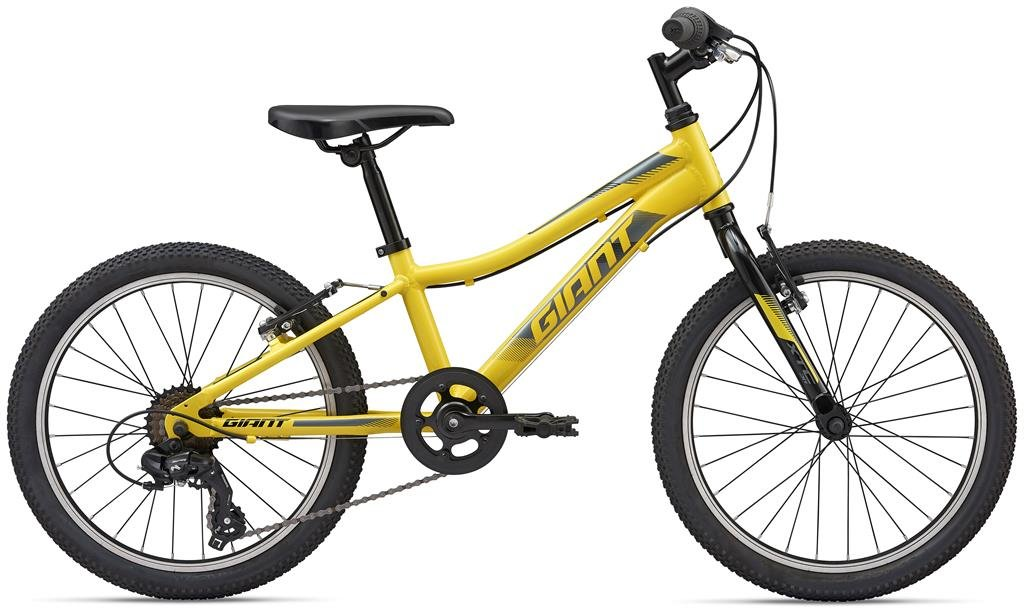 Велосипед Giant XtC Jr 20 Lite lemon yellow 2004007220