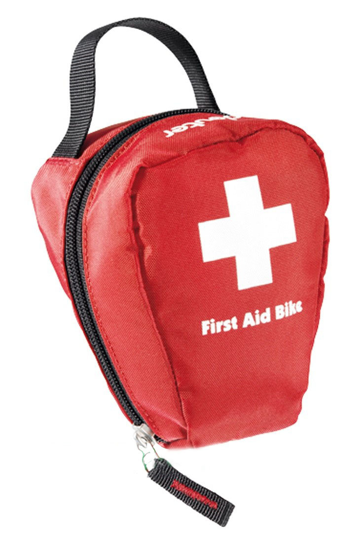 Сумка Deuter Bike Bag First Aid Kit под раму цвет 5050 fire 32710 5050