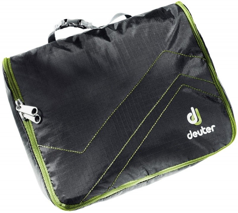 Сумка Deuter Wash Center Lite I цвет 7490 black-titan 3900216 7490