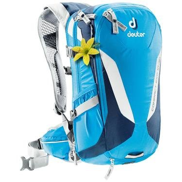 Рюкзак Deuter Compact EXP 10 SL turquoise-midnight (3312) 3200115 3312