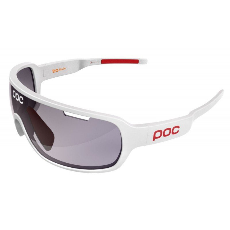 Очки POC DO Blade Hydrogen White/Bohrium Red PC DOBL50128150VSI1