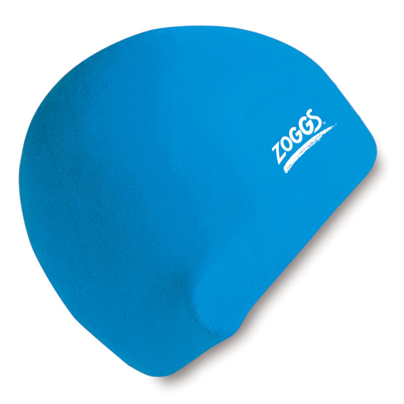 Шапочка для плавания Zoggs Junior Silicone, Blue