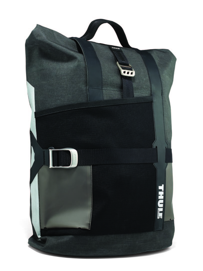 Сумка Thule Pack 'n Pedal Commuter Pannier Black TH 100010