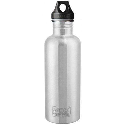 Фляга Sea To Summit Stainless Steel Bottle Silver 1L STS 360SSB1000ST