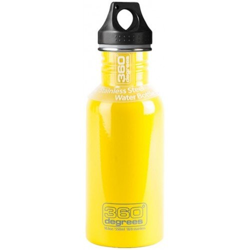 Фляга Sea To Summit Stainless Steel Bottle Yellow 550 ml STS 360SSB550YLW
