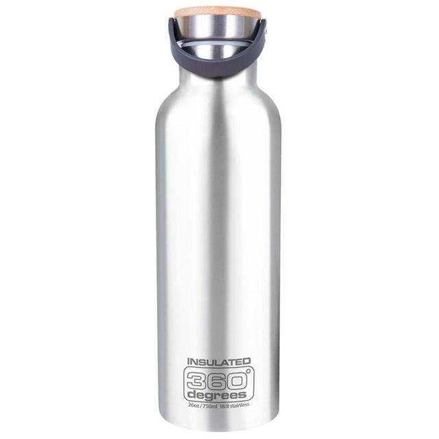 Термофляга Sea to Summit Vacuum Insul Botte Silver 750ml Silver
