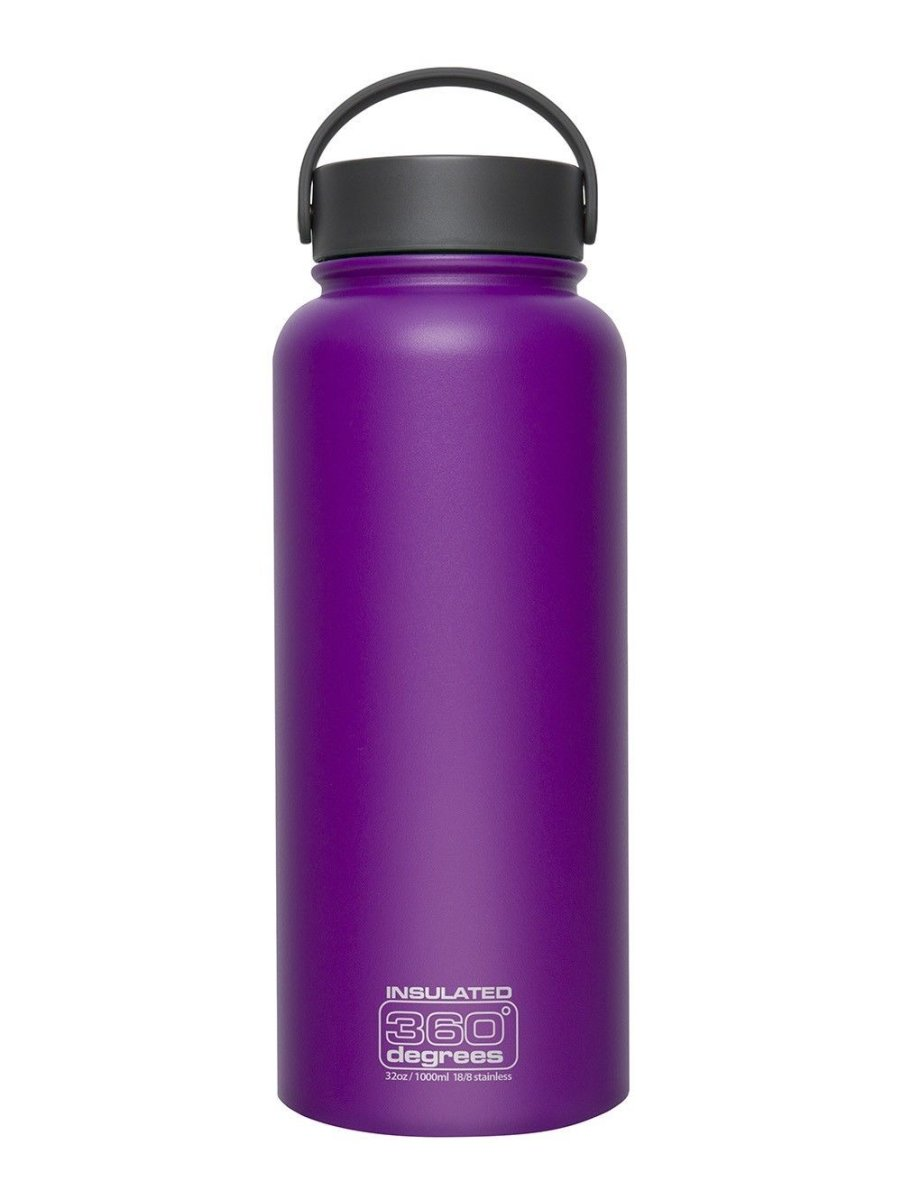 Термофляга Sea to Summit Wide Mouth Insulated Purple 1000 ml STS 360SSWMI1000PUR