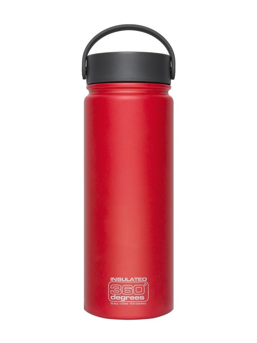 Термофляга Sea to Summit Wide Mouth Insulated Red 1000 ml STS 360SSWMI1000BRD
