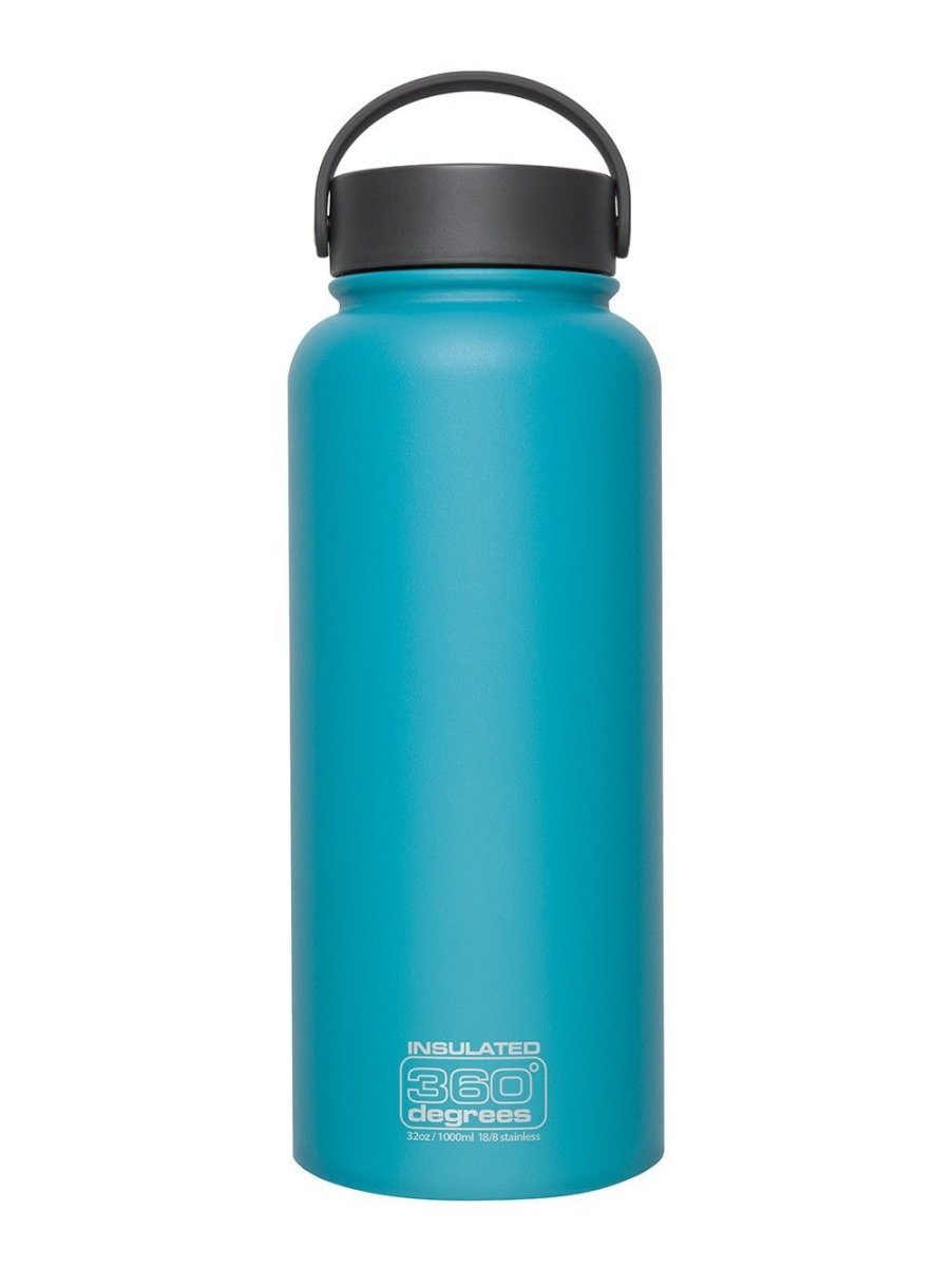 Термофляга Sea to Summit Wide Mouth Insulated Teal 1000 ml STS 360SSWMI1000TEAL