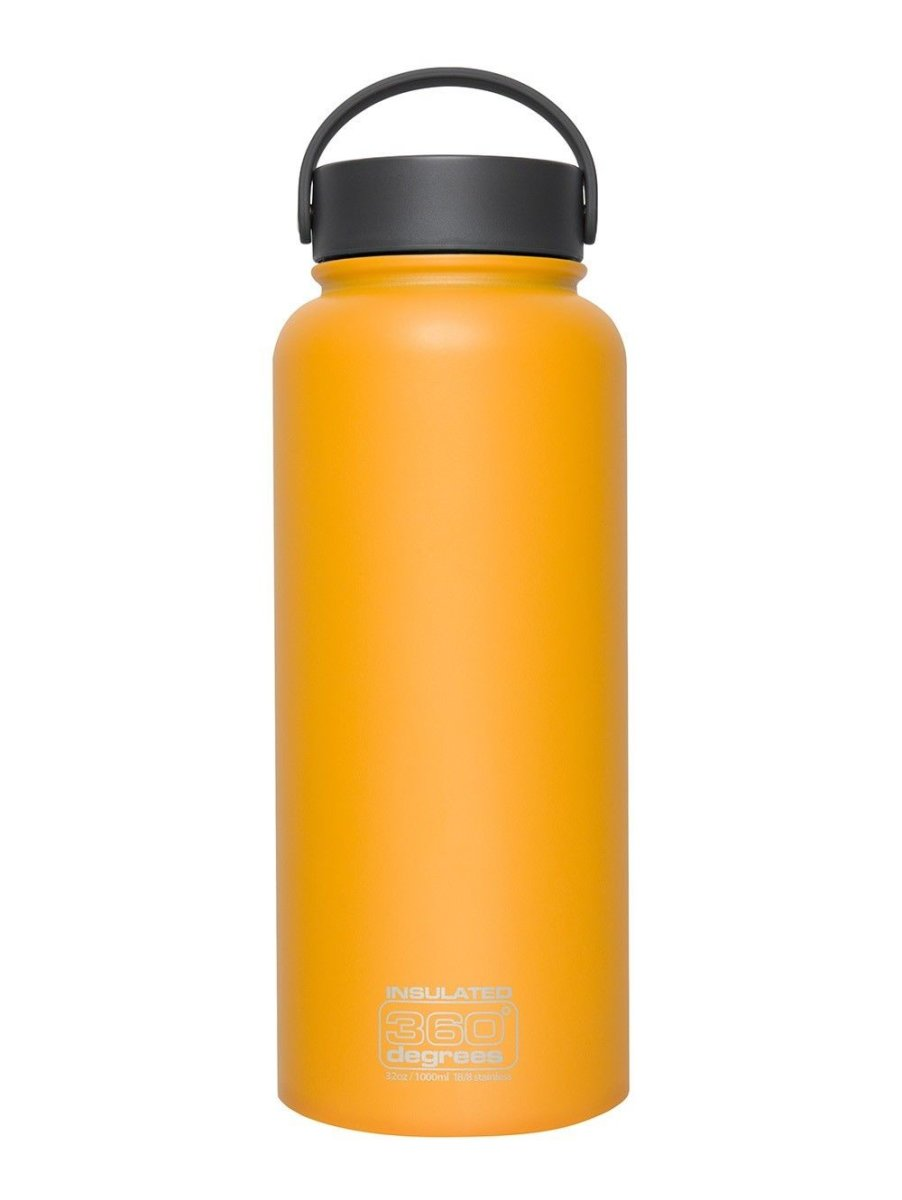 Термофляга Sea to Summit Wide Mouth Insulated Yellow 1000 ml STS 360SSWMI1000YLW