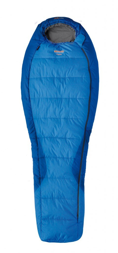 Спальник Pinguin Topas BHB Micro Blue Left PNG 206.195.Blue-L
