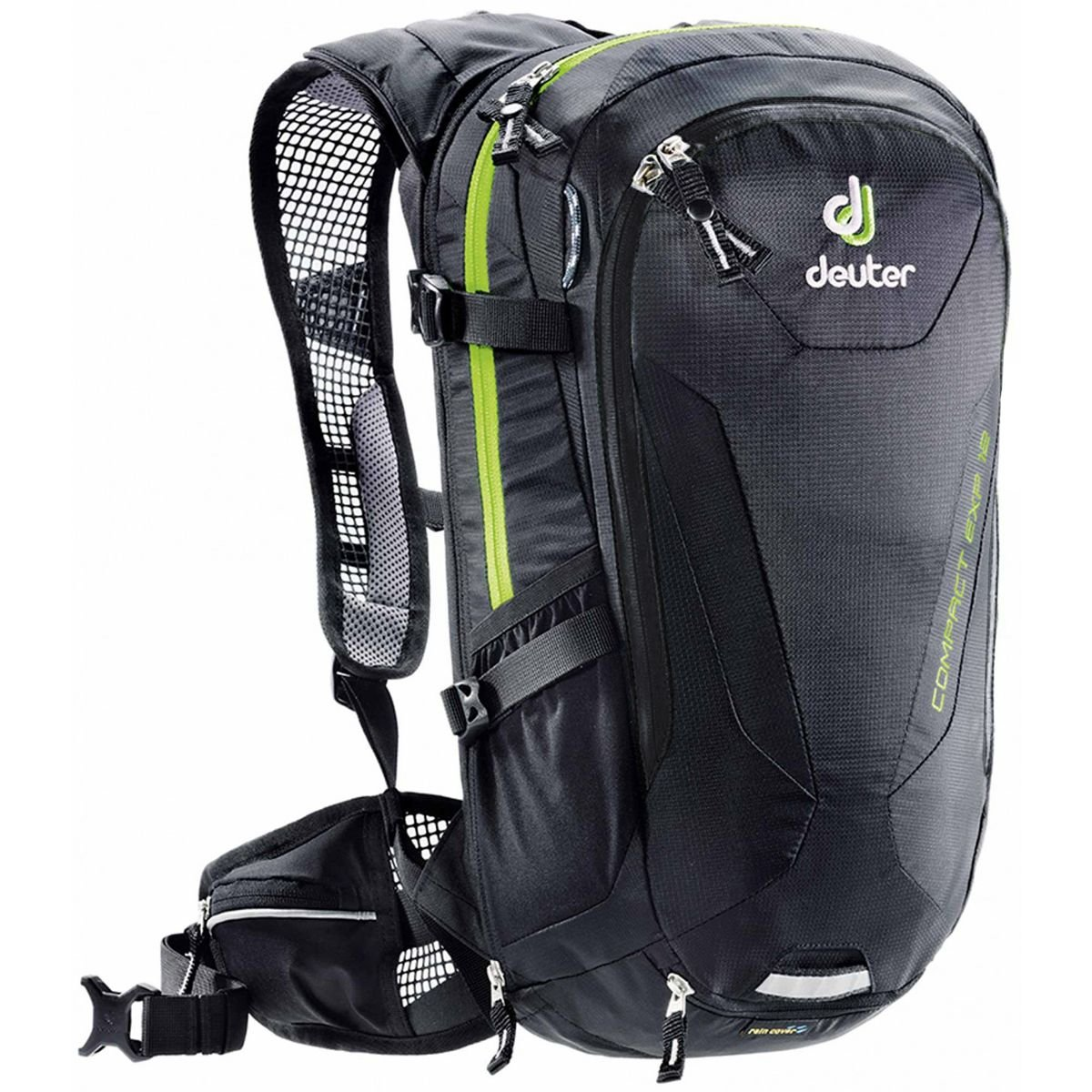 Рюкзак Deuter Compact EXP 12 black (7000) 3200215 7000