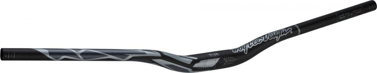 Руль Truvativ Descendant CoLab Troy Lee Designs 35 Rise 25 800mm Camo Black (2019) 00.6618.150.003
