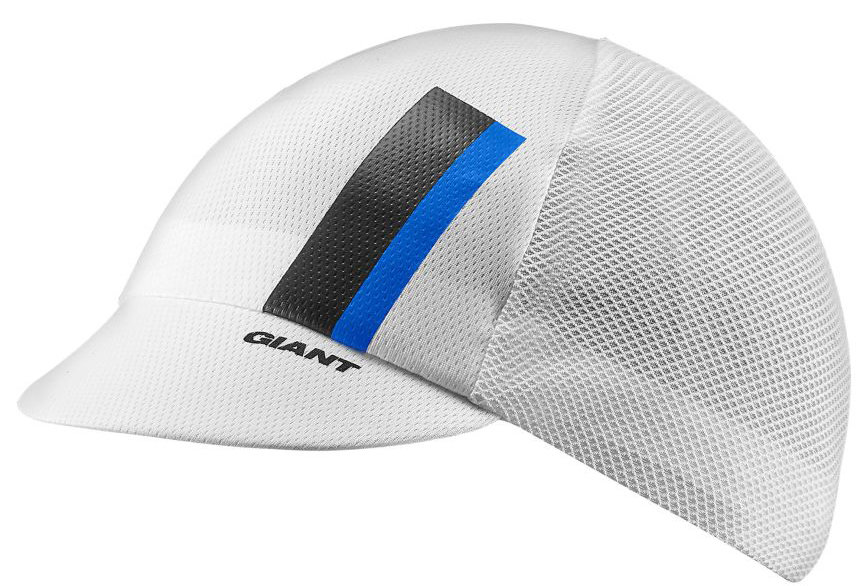Кепка Giant RACE DAY CYCLING white-blue GA820000442