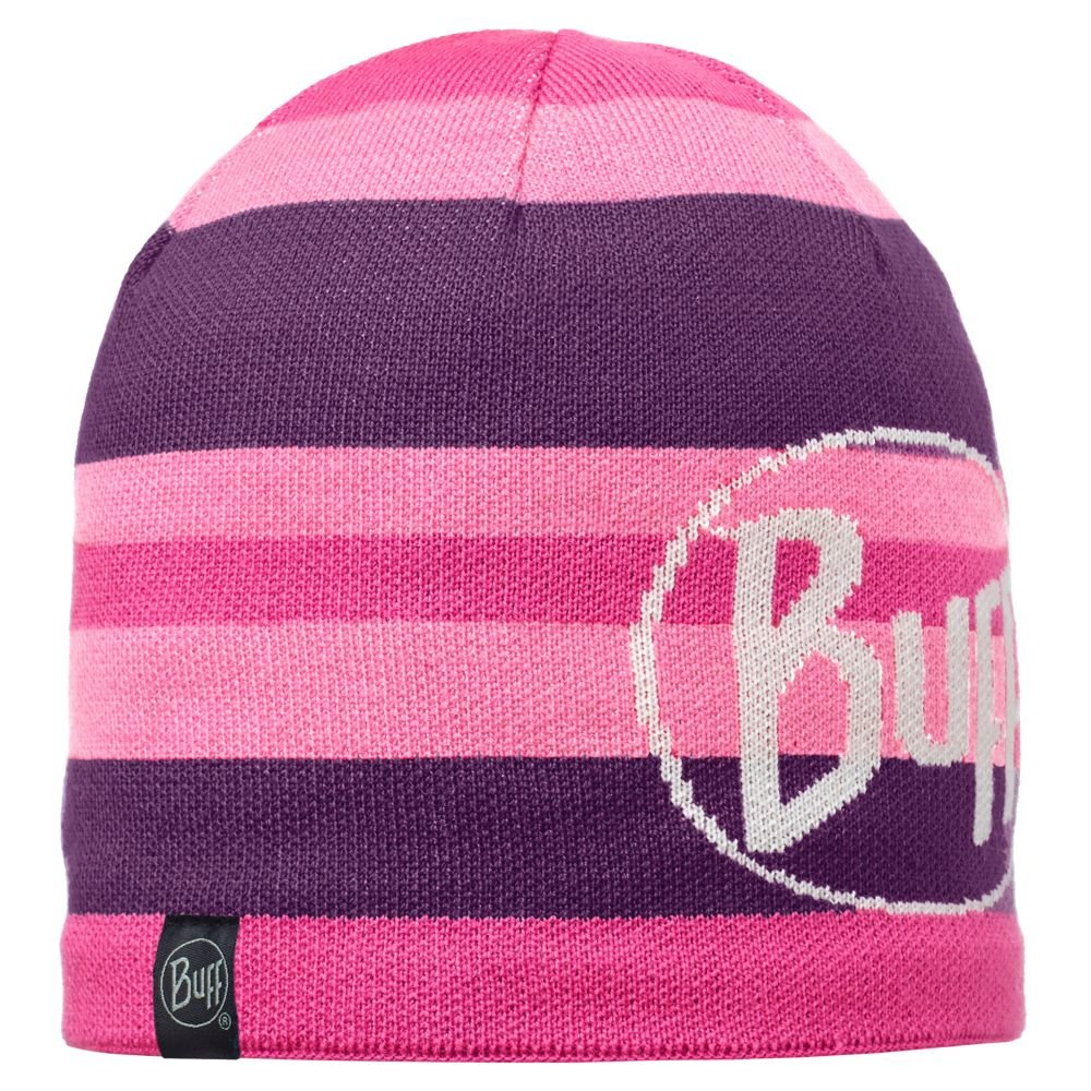 Шапка Buff Knitted & Polar Hat Ovel plum BU 111006.622.10.00