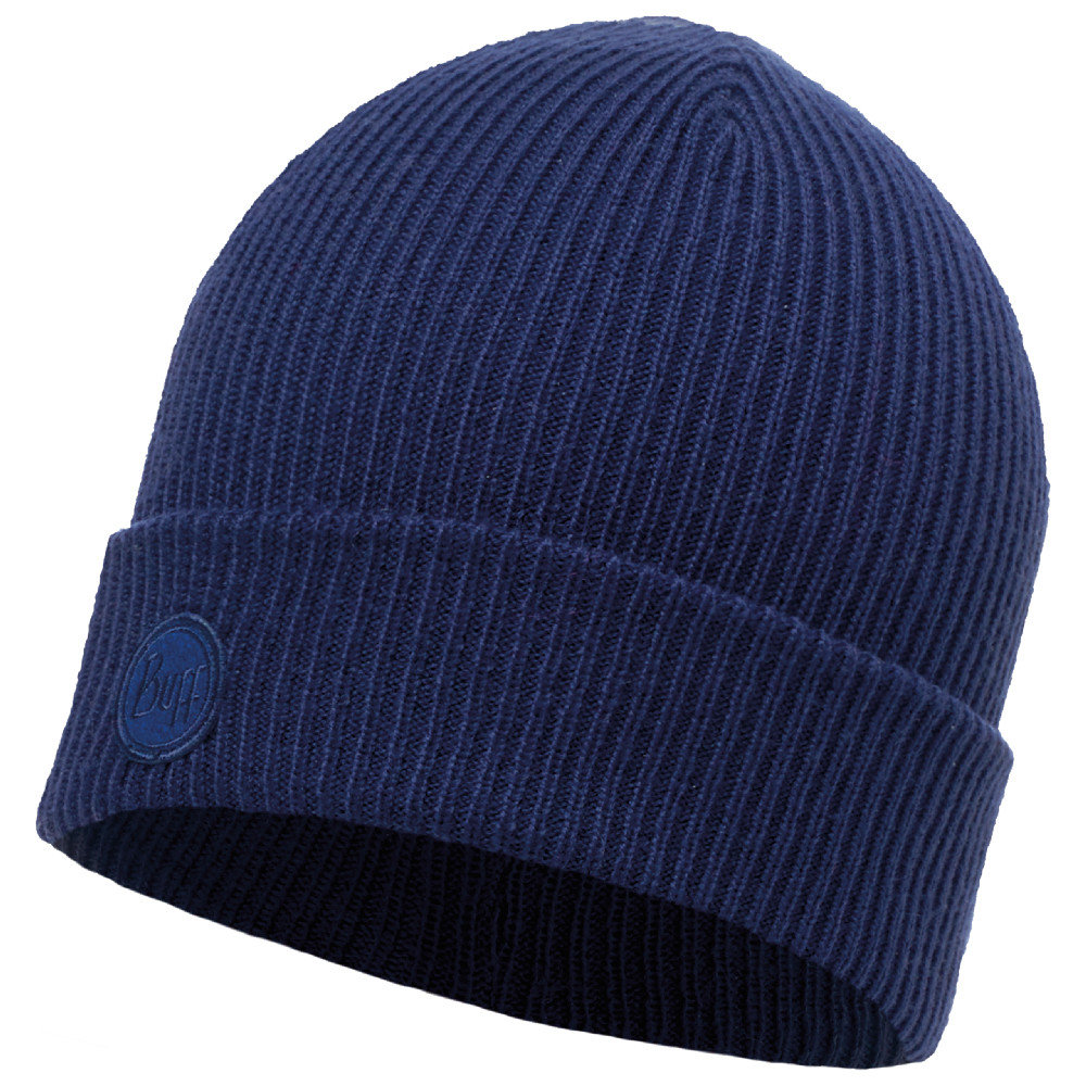 Шапка Buff Knitted Hat Edsel blue ink BU 116027.752.10.00
