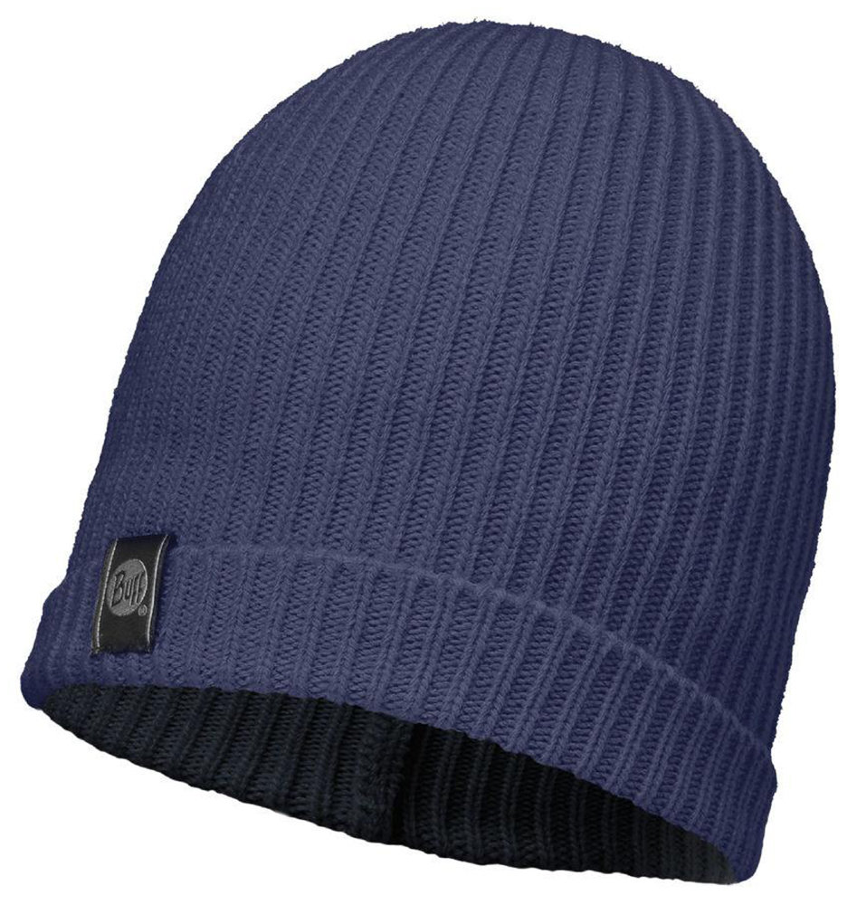 Шапка Buff Knitted Hat Basic dark navy BU 1867.790.10