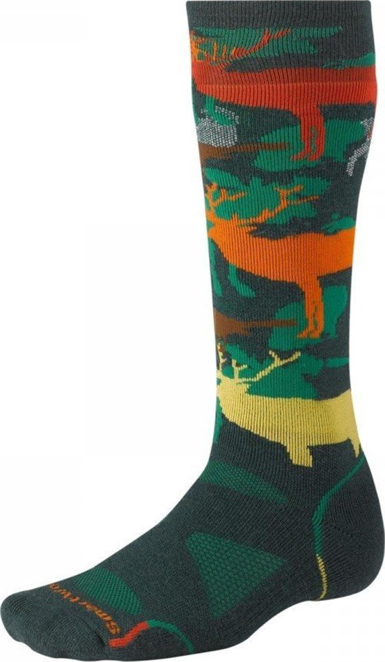 Носки Smartwool Park-Dont Shoot (Green) SW 438.304-S