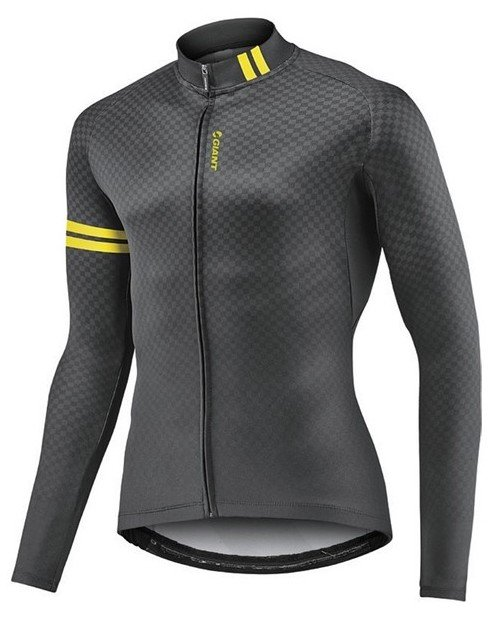 Майка Giant Podium Mid-Thermal Black Yellow 850002757, 850002756, 850002754, 850002755