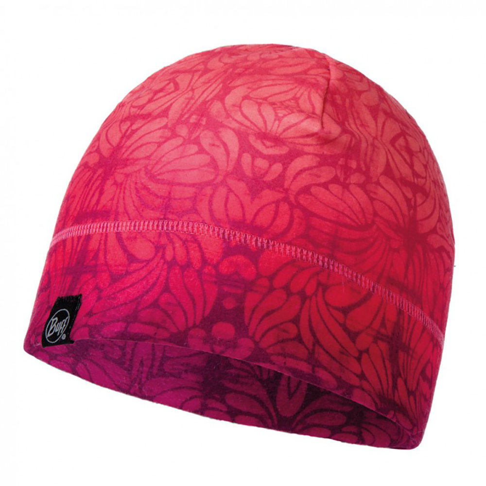 Шапка Buff Polar Hat Patterned boronia flamingo pink BU 118015.560.10.00
