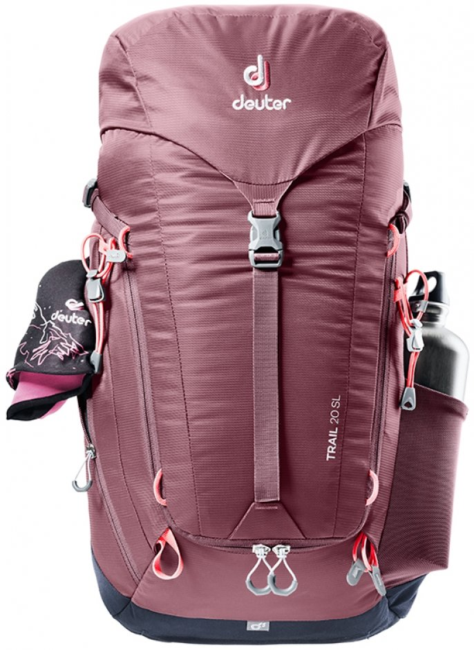 Рюкзак Deuter Trail 20 SL цвет 5322 maron-navy 3440019 5322