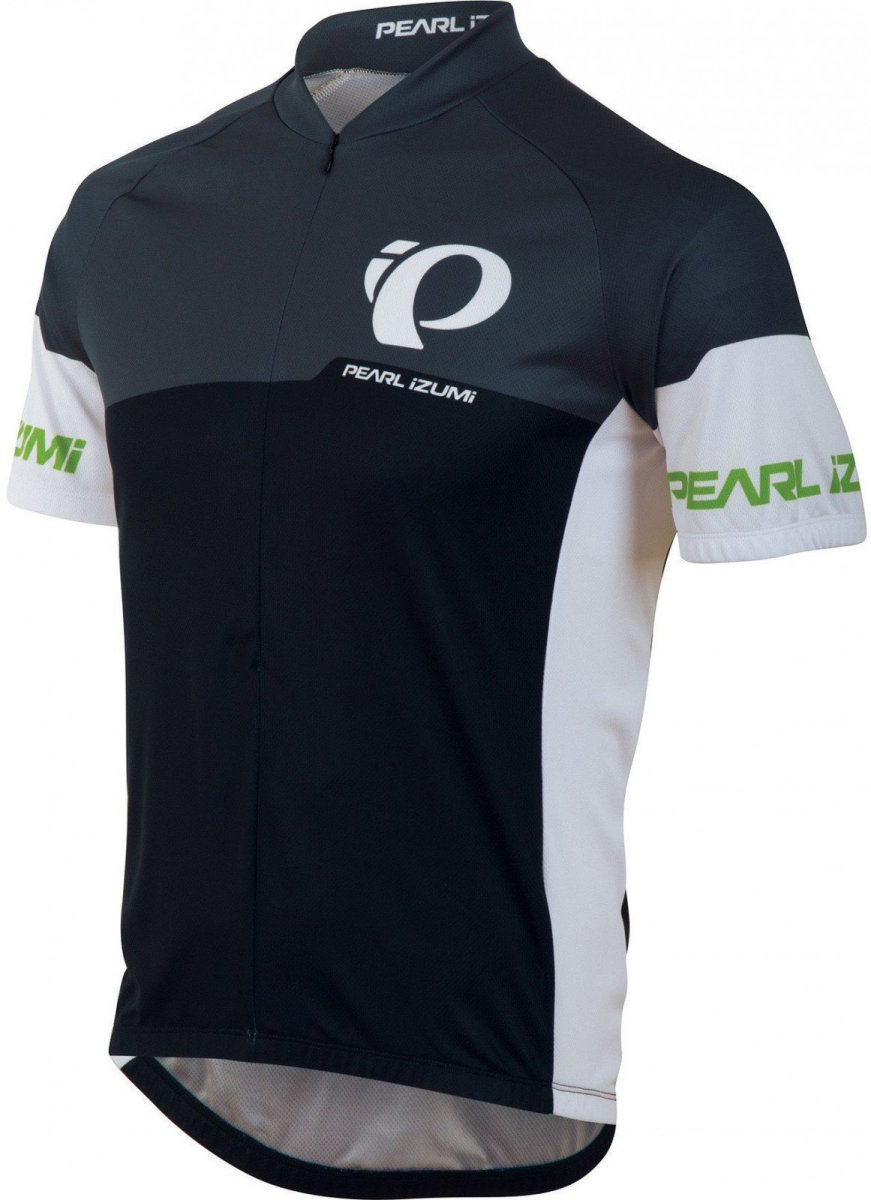 Джерси велосипедный Pearl iZUMi SELECT LTD Short Sleeve Jersey черно-серый P07054RC-L